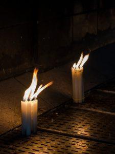 Faith lights - Candles - São Paulo - Brazil